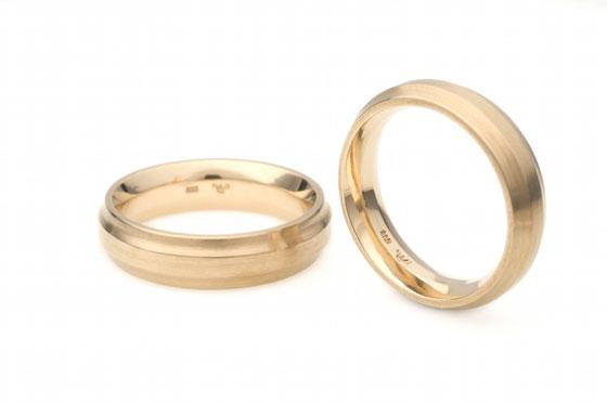 Ehe-/Trauringe in der Goldschmiede Köln